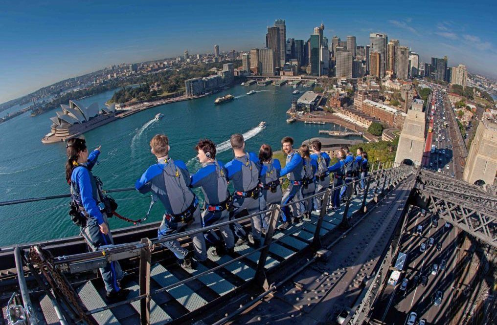 BridgeClimb Corporate Hero Shot – Copy